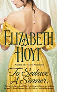 To Seduce a Sinner (Legend of the Four Soldiers series Book 2)