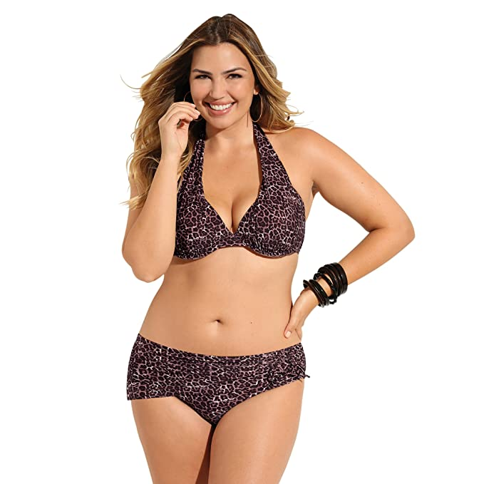 VENCA Bikini Estampado Sujetador de Copas con Aros y Relleno Mujer by 015006: Amazon.es: Ropa y accesorios
