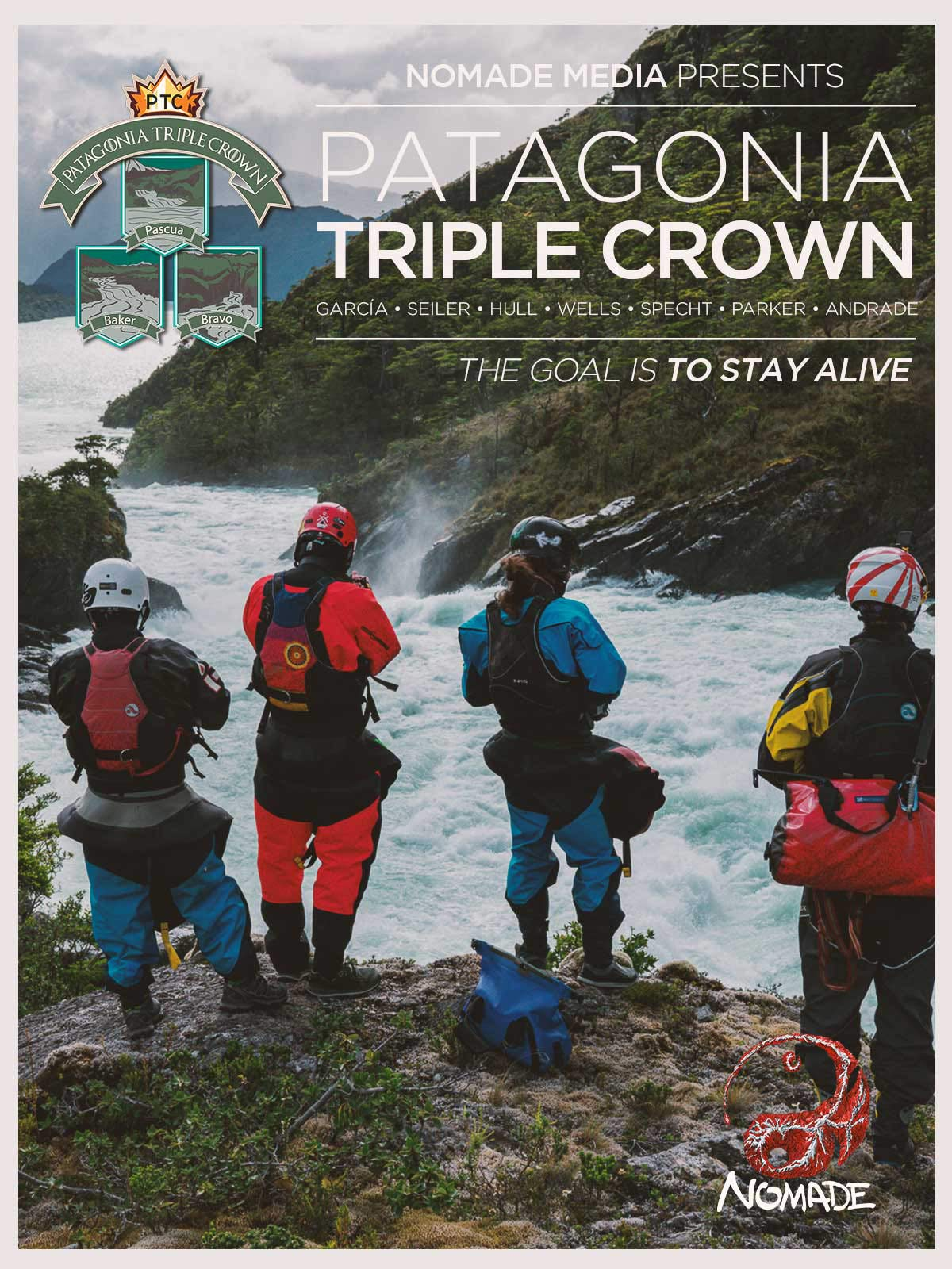 Patagonia Triple Crown on Amazon Prime Video UK