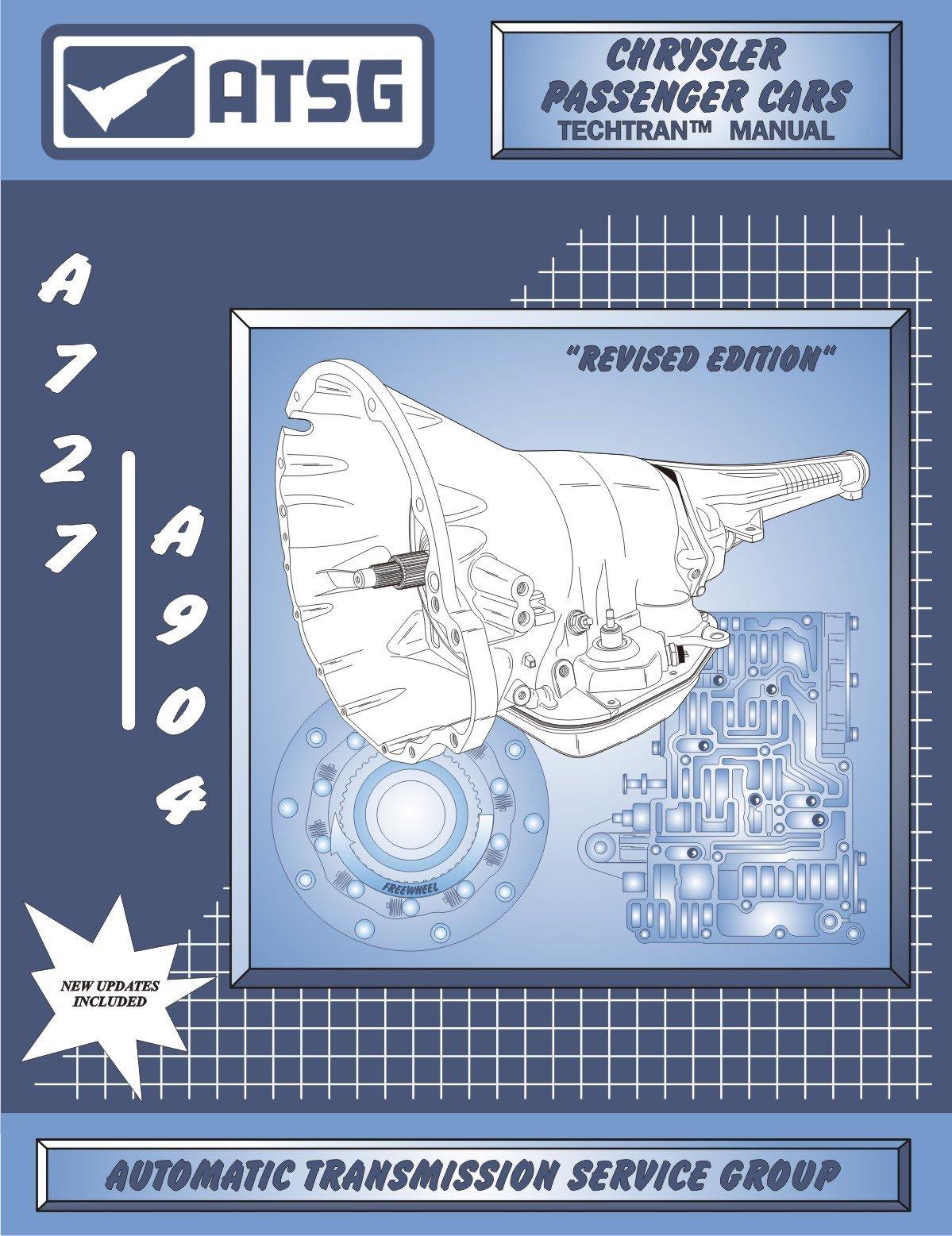 rebuild manual 727 chrysler