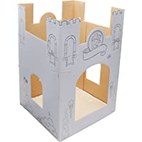 Omega Paw Cc5 Cat Castle Castillo de Carton