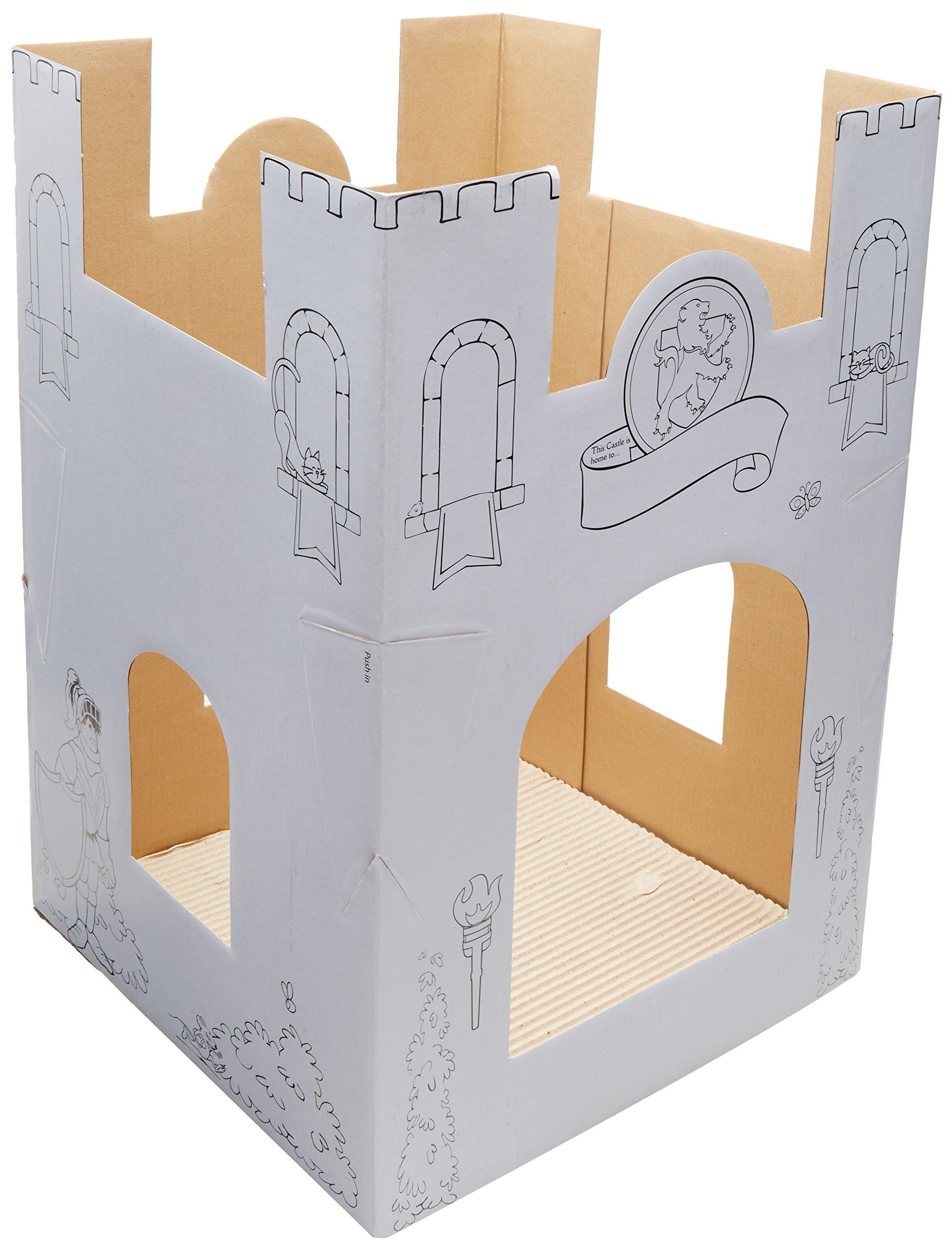 Omega Paw Cat Castle