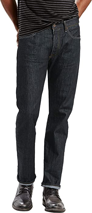 e04358f544a Levi's Men's 501 Original-Fit Jean | Amazon