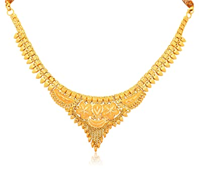 Buy senco gold 22k yellow gold chain necklace online at low prices senco gold 22k yellow gold chain necklace aloadofball