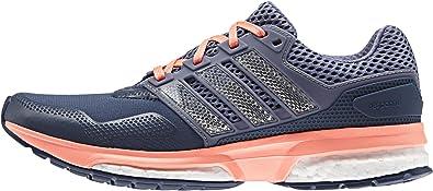 adidas Response 2 Techfit W, Zapatillas de Running para Mujer: Amazon.es: Zapatos y complementos