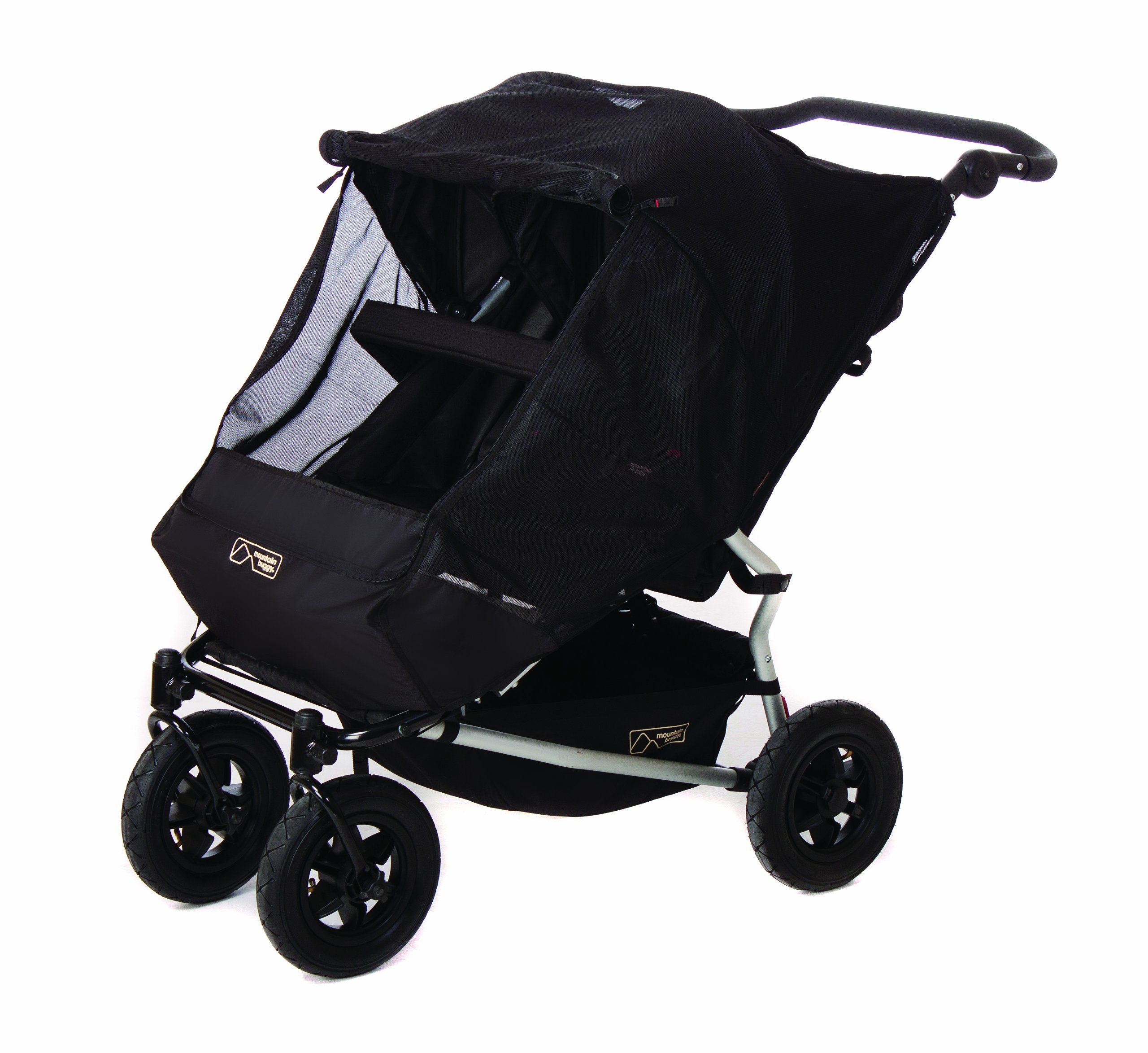 Mountain Buggy Duet 2016 Double Stroller, Black by Mountain Buggy (Image #14)