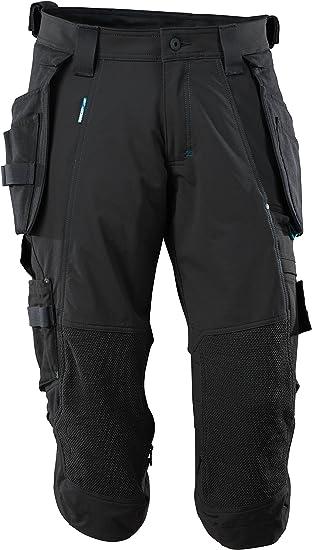 Mascot 17049-311-09-C68 Stretch Shorts Size C68 Black