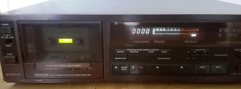 Denon Dr M11 Tapedeck Cassettendeck Elektronik