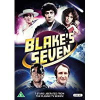 BLAKE'S SEVEN - 7 STARS LIBERATED FROM THE CLASSIC TV SERIES!(Multi Region