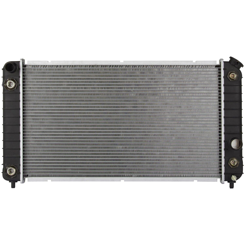 Spectra Premium CU1826 Complete Radiator for General Motors