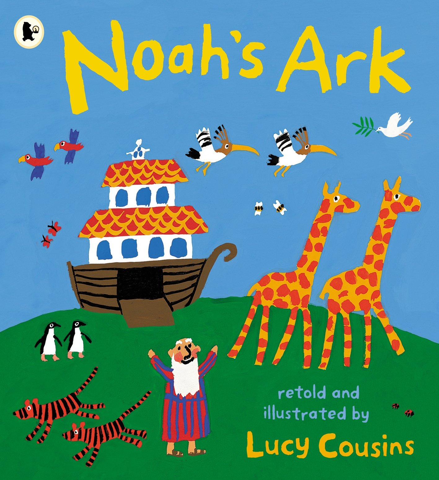 noah u0027s ark amazon co uk lucy cousins 9781406345001 books