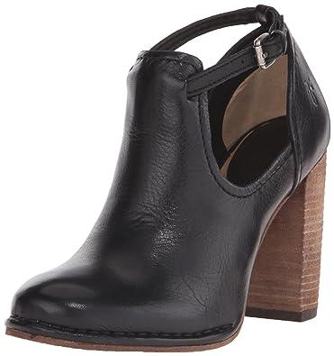 FRYE Women's Margaret Shootie Boot, Black Soft Vintage Leather, ...