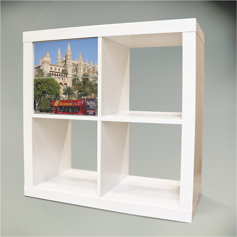 Juego de muebles de adhesivo para IKEA EXPEDIT (kallax ...