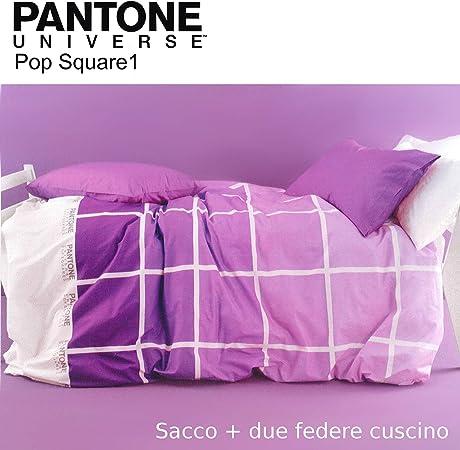Misure Copripiumino Matrimoniale Bassetti.Bassetti Parure Copripiumino Matrimoniale 250x200 40 Art P340