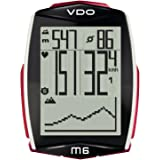 VDO M6 Wireless Cycle Computer - Black