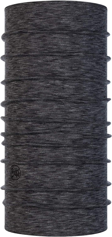 Max 63% OFF Buff Max 70% OFF Midweight Merino Wool Headwear stripes ~ Graphite multi