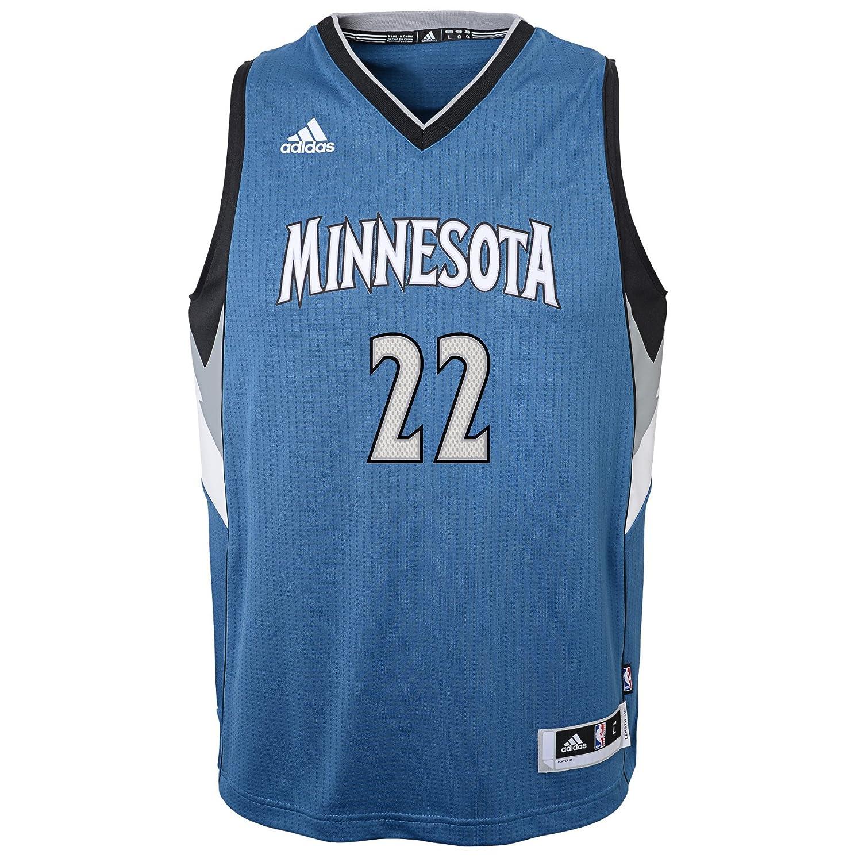 16c5dfce4 Amazon.com   NBA Minnesota Timberwolves Andrew Wiggins Boys Player Swingman  Road Jersey