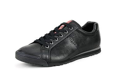 Oxford Chaussures De Sport Bas-top - Prada Noir uclWcT7iK