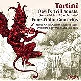 Tartini: Devil's Trill Sonata, Four Violin Concertos