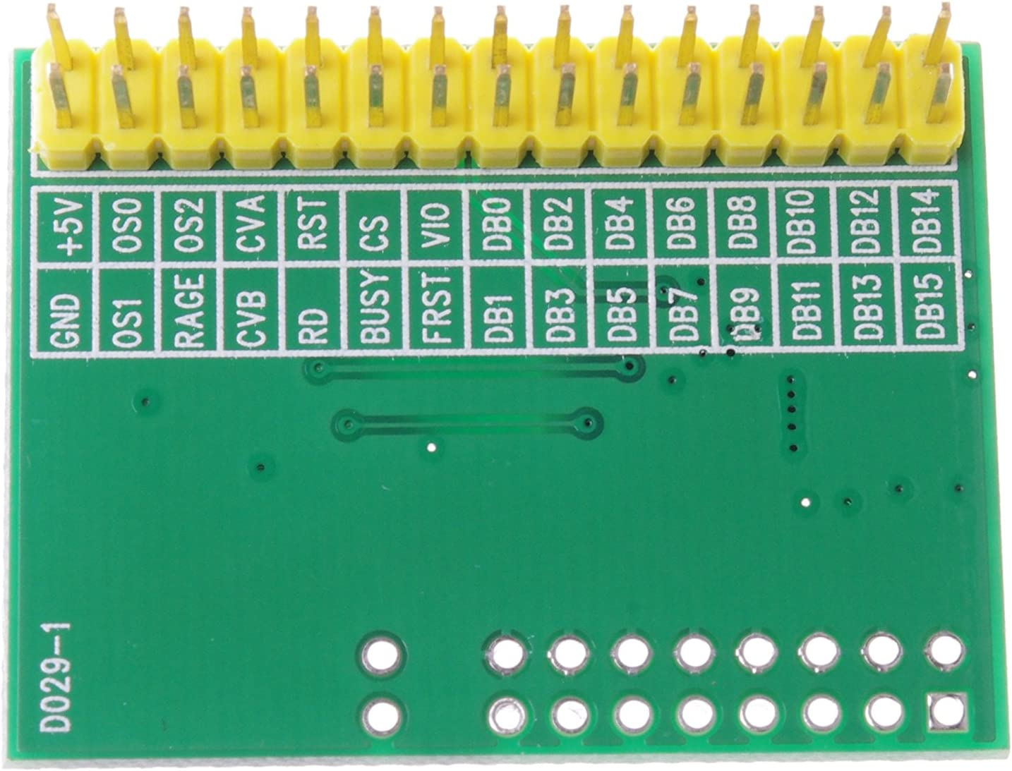 SMAKN AD7606 data acquisition module 16 ADC 8-way synchronization with a sampling freq
