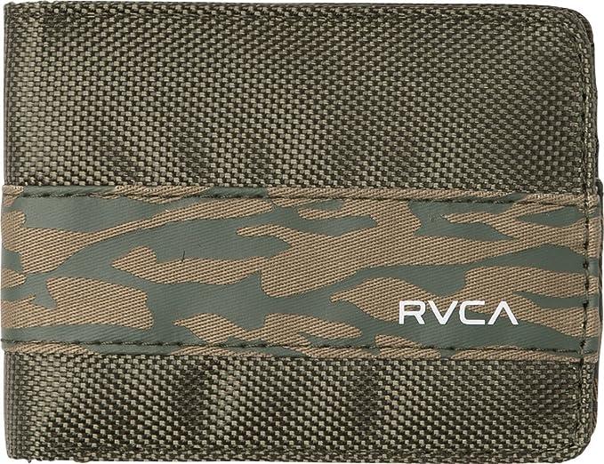 olive EA RVCA Young Men's WALLIE WALLET Accessory