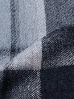 Wool Angora Scarf 118-36-0053: Light Blue