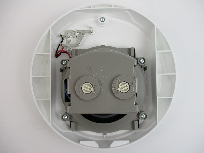 Amazon.com: System Sensor SPCWL - Ceiling Mountable L-Series High-Fidelity Speaker: Camera & Photo