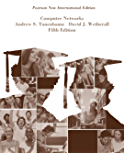 Computer Networks: Pearson New International Edition: University of Hertfordshire (English Edition)