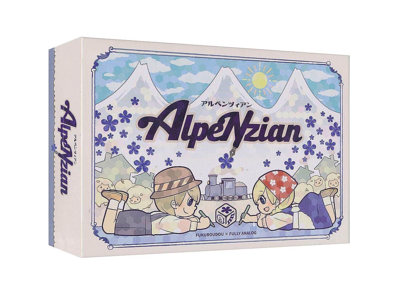 アルペンジアン ボードゲーム B07L5QQLMY