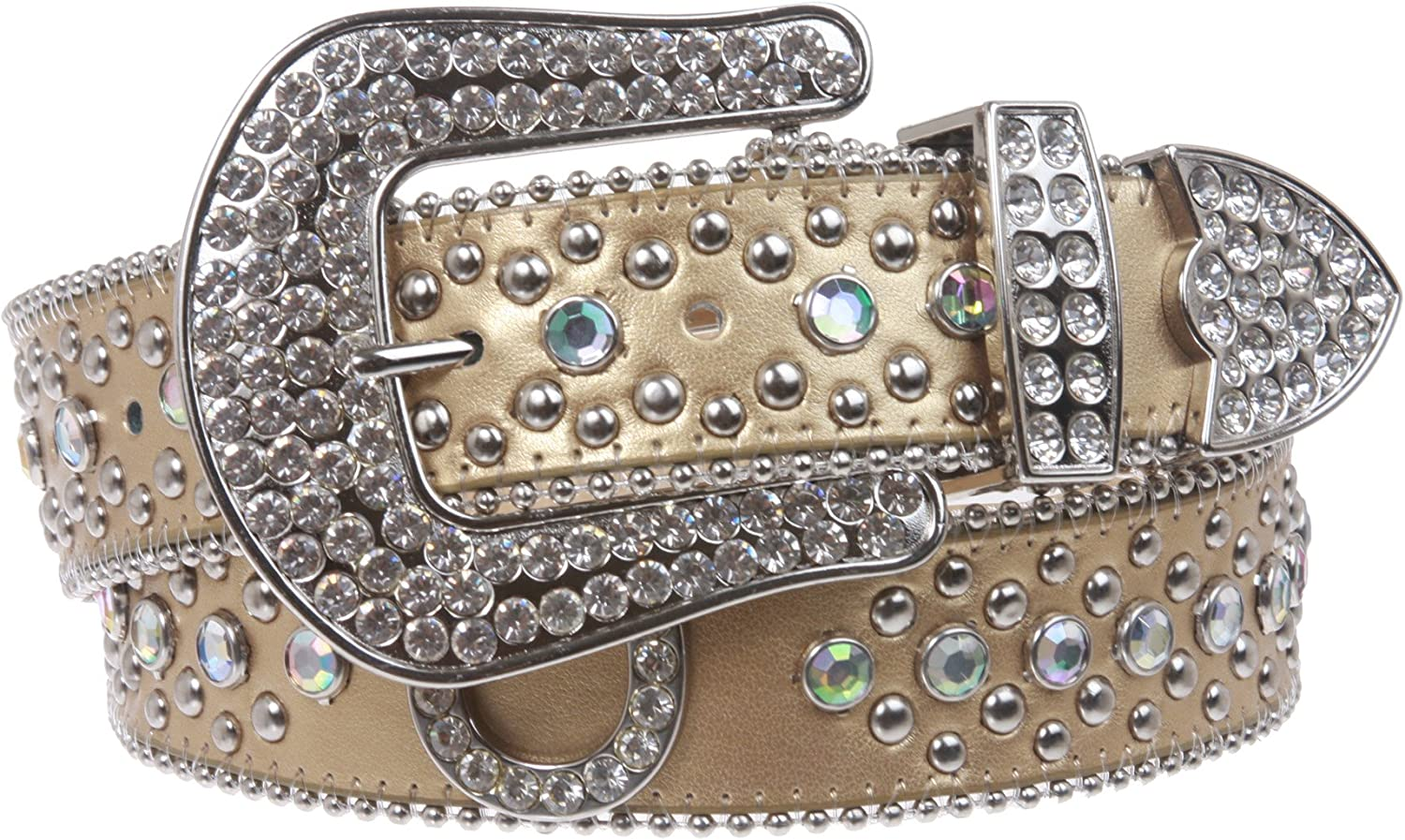 Snap On Western Rhinestone...