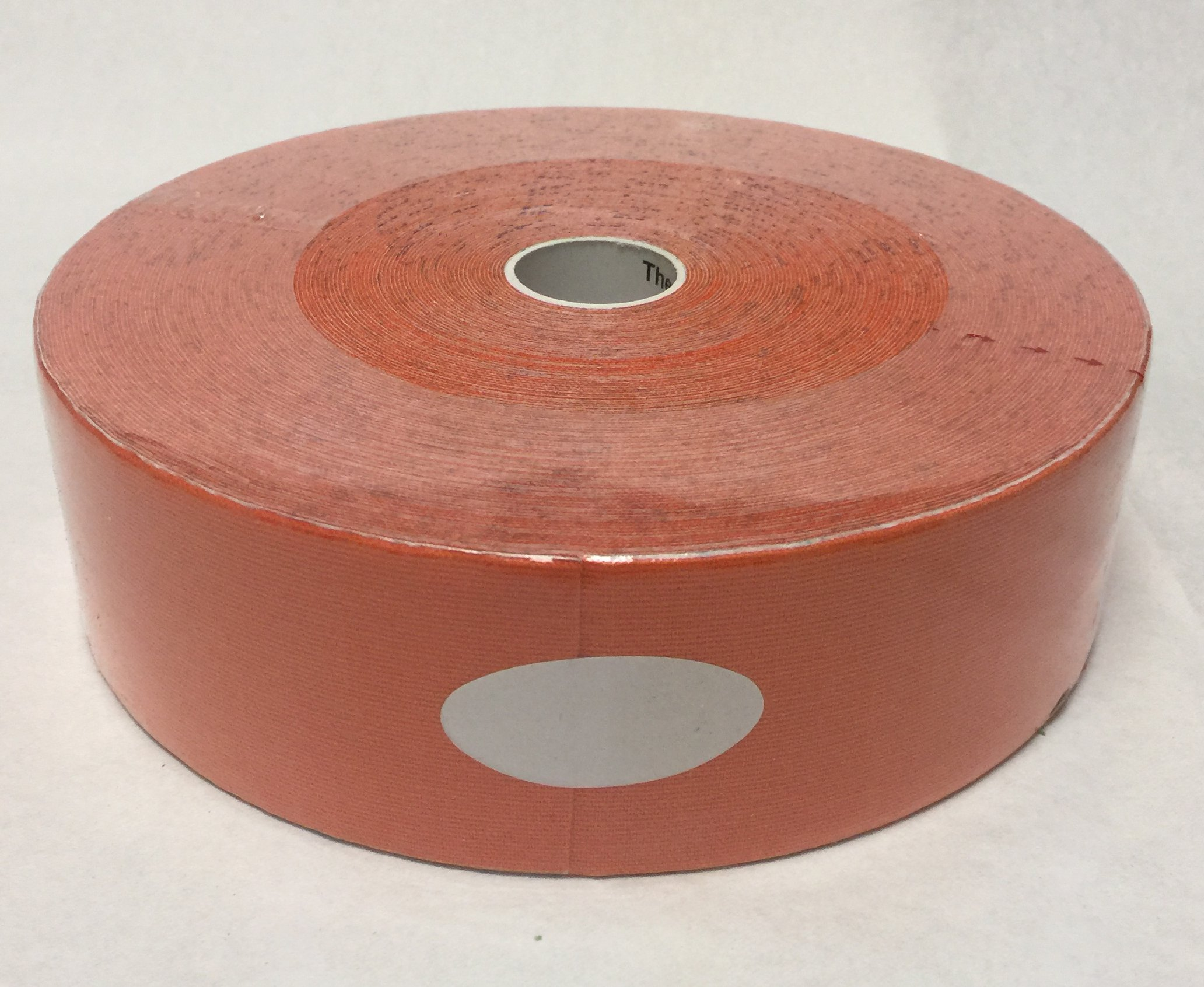 Therapist's Choice® Kinesiology Tape Bulk Roll (2-Inch x 105-Feet) (Hot Orange)