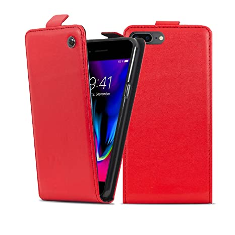 Lincivius Funda para Apple iPhone 8 Plus, Carcasa Estuche ...