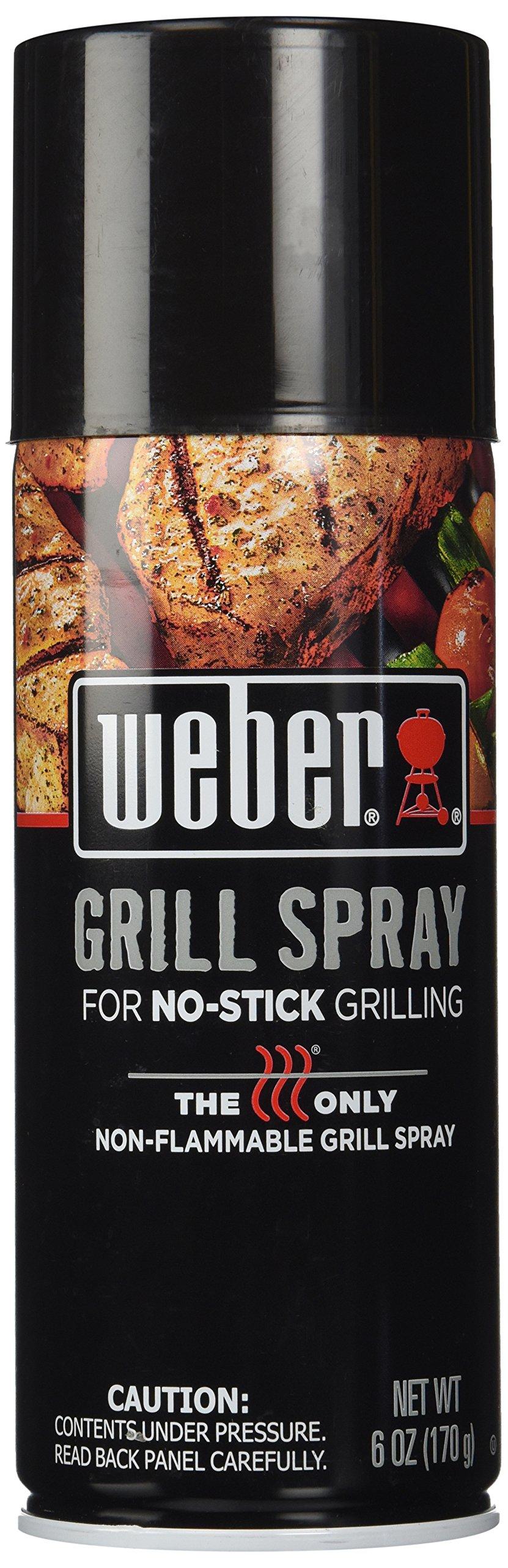 Weber Grill'N Spray 6 Oz. - Pack of 3