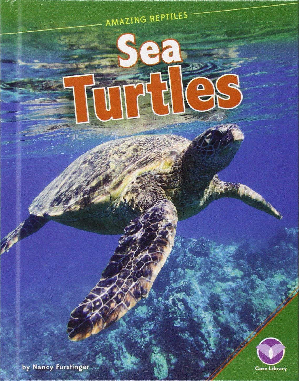 Download Sea Turtles (Amazing Reptiles) pdf