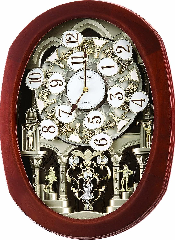 Rhythm Clocks Grand Encore II Magic Motion Clock
