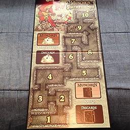 pathfinder board game rules pdf