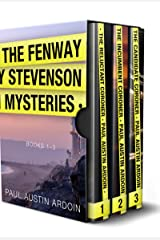 The Fenway Stevenson Mysteries, Collection One: Books 1-3 Kindle Edition