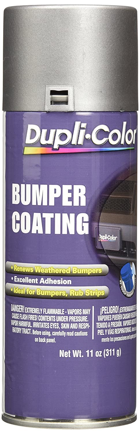Amazon.com: Dupli-Color FB108 Medium Silver Flexible Bumper Coating - 11 oz.: Automotive