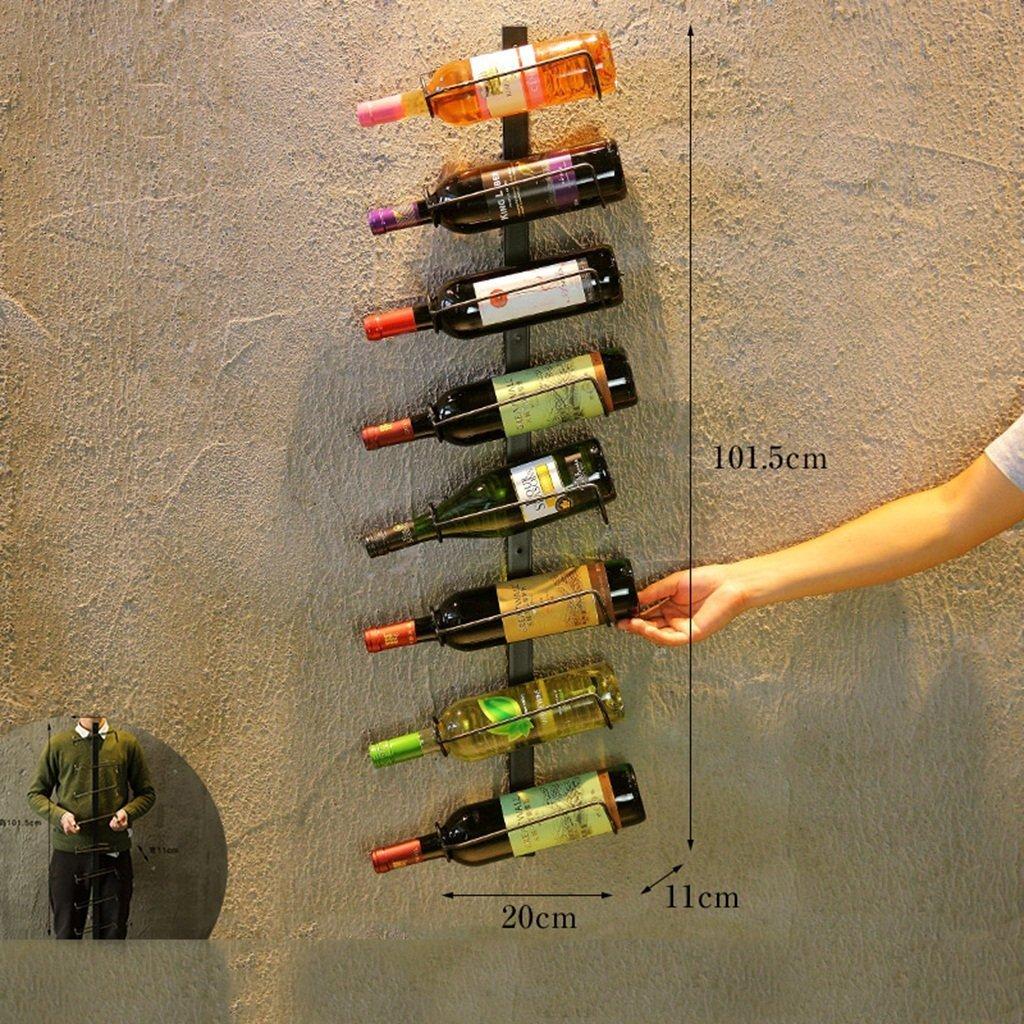 GRY Desván industrial estante estilo vintage montado en la pared estante industrial del vino, barra creativa estantes,DD 25d2b2