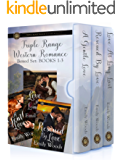 Triple Range Western Romance Boxed Set: Books 1 - 3
