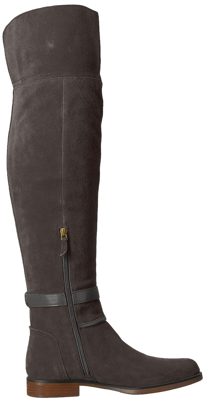 Franco Sarto Women's Crimson Over The Knee Boot B071HLJLHQ 9 B(M) US|Peat