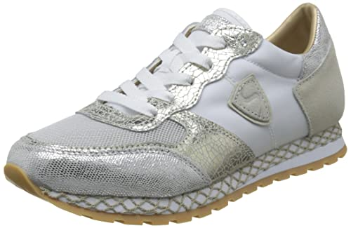 b2652c04bfb2 Skechers Women s Og 99 Crochet Cruzer White Gold Ankle-High Fashion Sneaker  - 9M