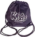 Edz Kidz Ear Defender Storage Bag (Oxford Black)