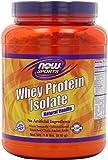 NOW Sports Whey Protein Isolate Vanilla, 1.8 LB