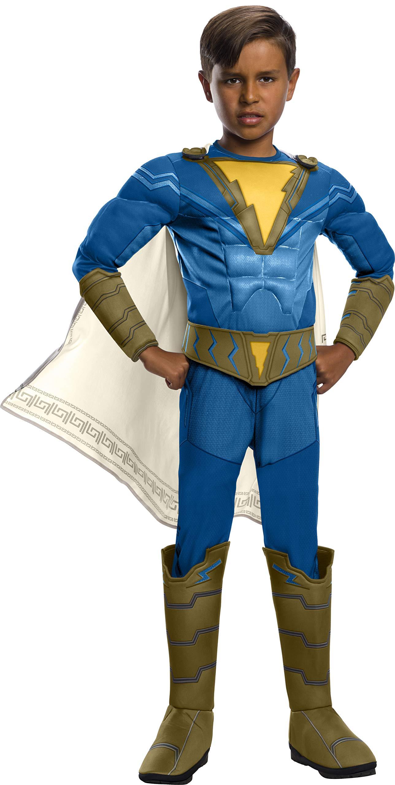 Shazam! Movie Child's Deluxe Freddy Costume, Large