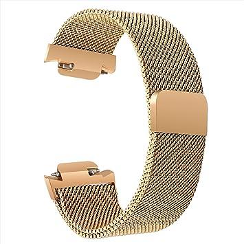TRUMiRR para ASUS ZenWatch 3 Watch Correa, Milanese Loop ...