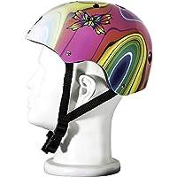 Punisher Skateboards 11 ventilación Multi-Sport Skateboard y Casco BMX, tamaño Juvenil Mediano, Incluye Almohadillas para Orejas Extra para Casco, niños y niñas, Varios Estilos