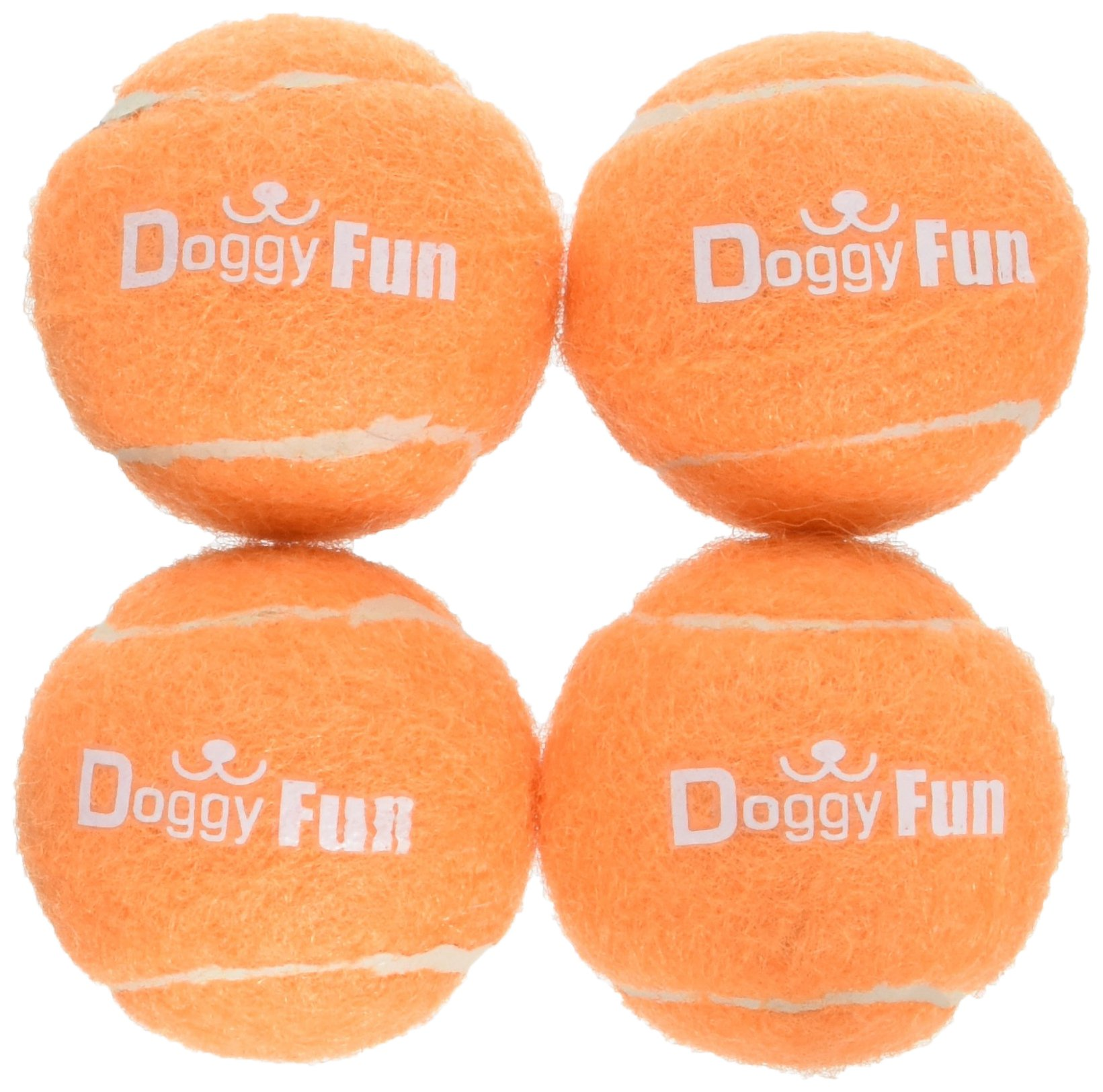 SereneLife Replacement Dog Fetch Toy Balls - 5 Pet Toy Balls in Each Pack SLDGFN5 Automatic Dog Ball Launcher Fetching Machine PRTSLDGFBLN6 by SereneLife