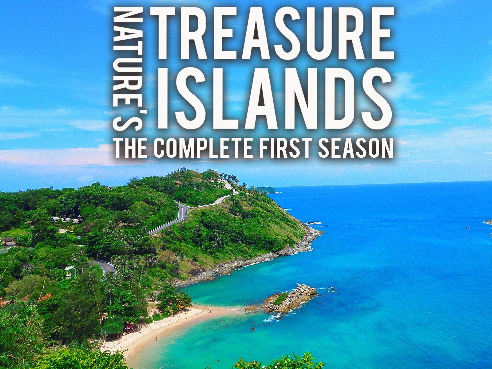 Nature's Treasure Islands - Season 1