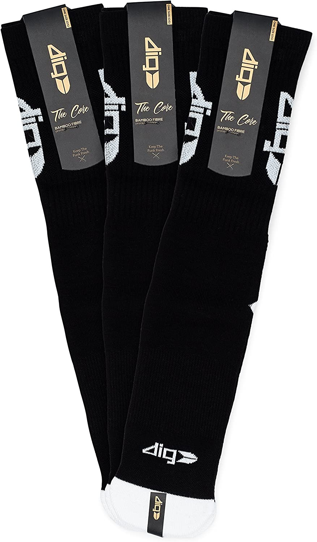 Dig Bamboo Fiber Socks 3 Pairs Authentic Bamboo Cotton Socks